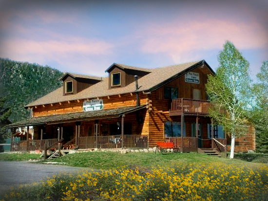 Pine Valley Lodge | Coming May 2015