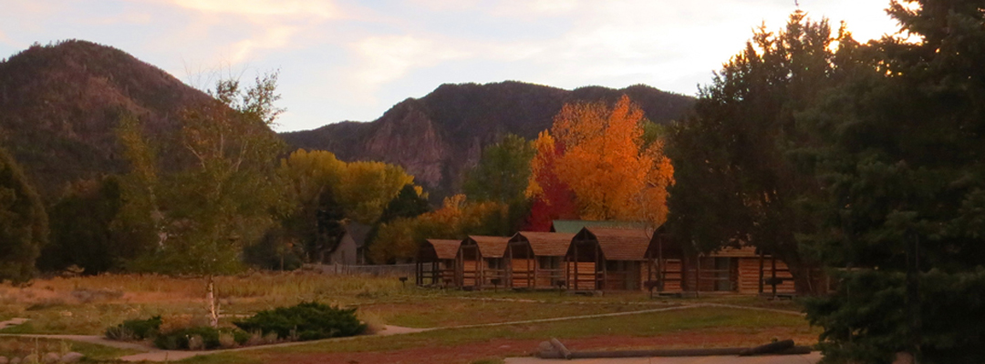 Cabins Fall