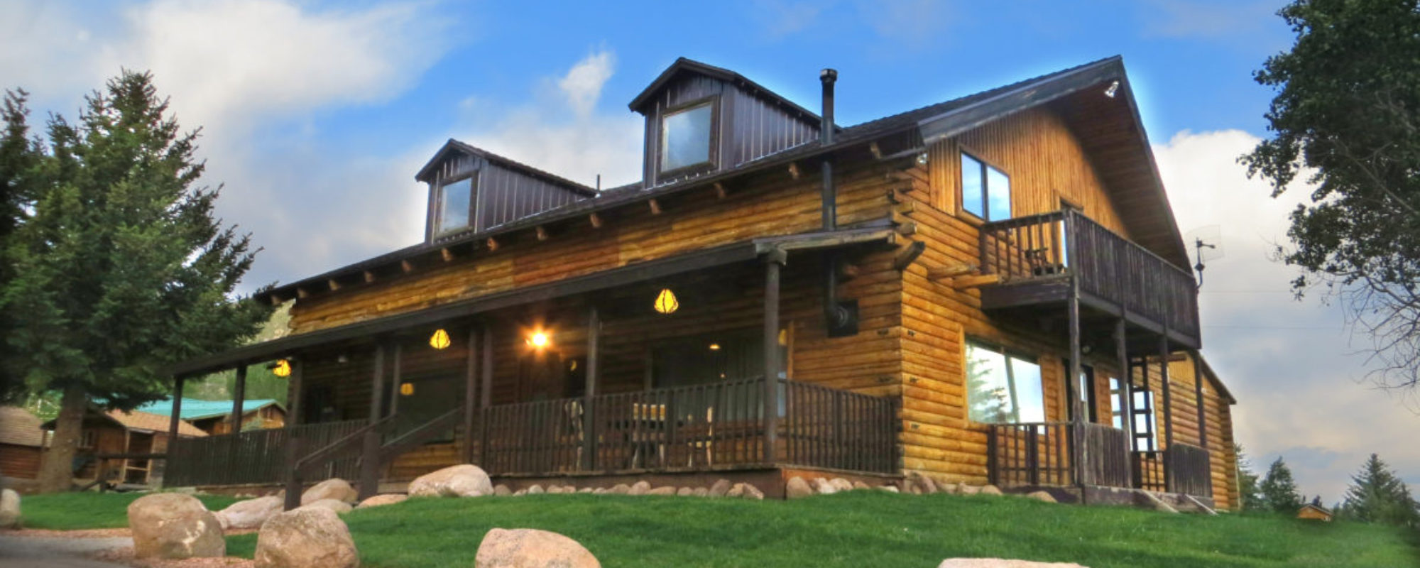 The Pine Valley Lodge